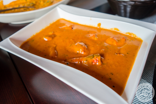 Chicken tikka masala at Mumbai Masala Indian Grill in Harlem