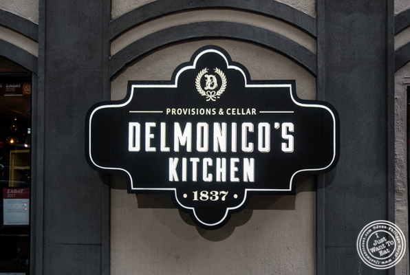 Delmonico's Kitchen in Gramercy, NYC, NY