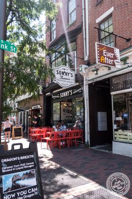 Sonny's Famous Steaks, Philadelphia, PA