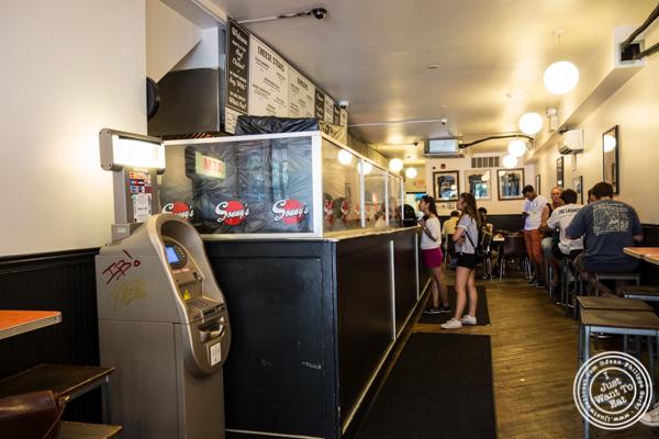 Dining room at Sonny's Famous Steaks, Philadelphia, PA