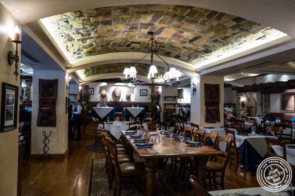 Dining room at Estia in Philadelphia, PA