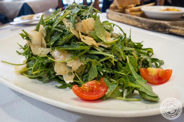 Arugula salata at Estia in Philadelphia, PA