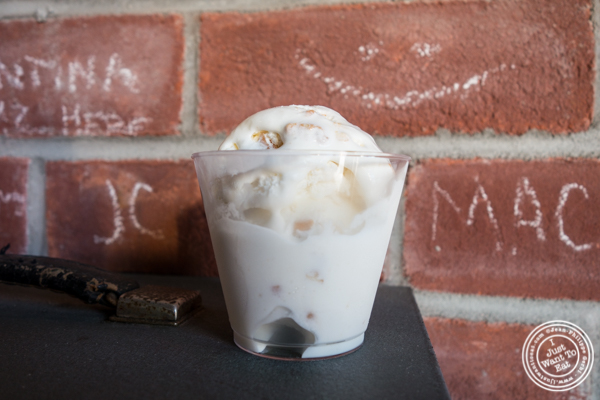 Beer ice cream: Happy Hour from Tipsy Scoop at Lantern Hall in Brooklyn, NY