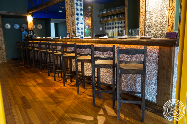 Bar at Charrito's Hoboken, NJ