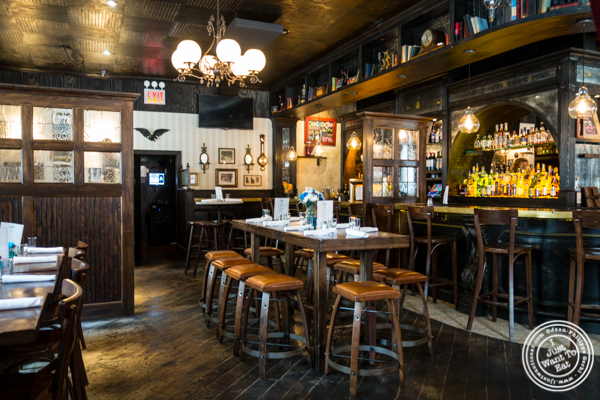 Dining room at White Oak Tavern in Greenwich Village