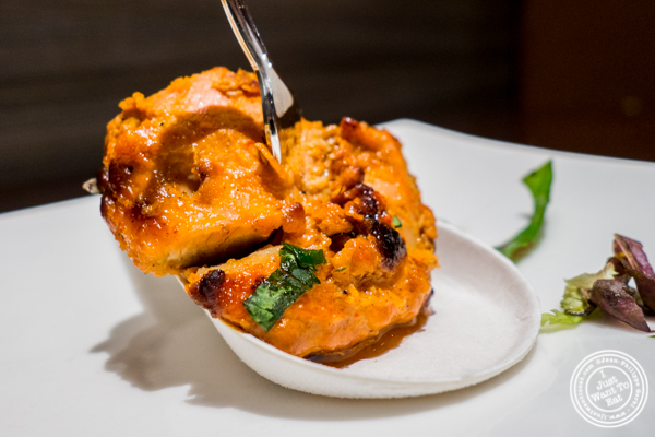 Achchari Chicken Tikka at Benares in TriBeCa