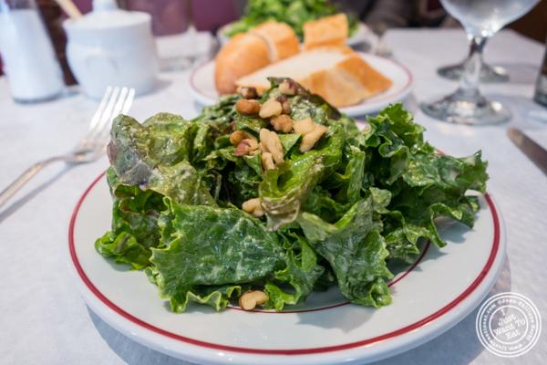 Walnut salad at Le Relais de Venise L' Entrecote in Soho
