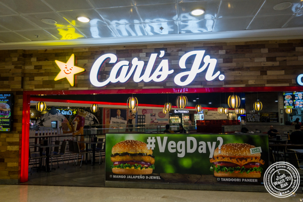Carl's Jr in Noida, India