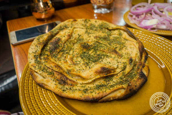 Bhagwan kulcha at Bukhara in Delhi, India