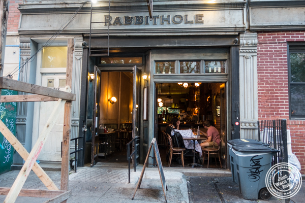 The Rabbithole in Brooklyn, NY