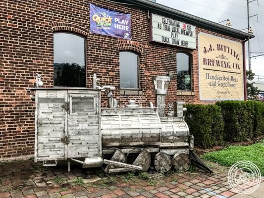 JJ Bitting Brewery Co in Woodbridge, NJ