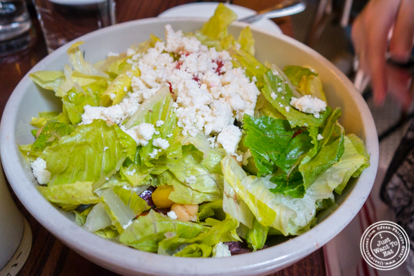 Mediterranean salad at The Smith, Midtown East