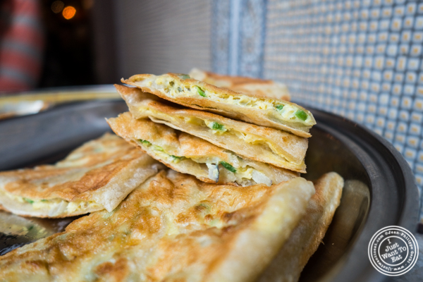 Roti Telur at Laut in NYC, NY