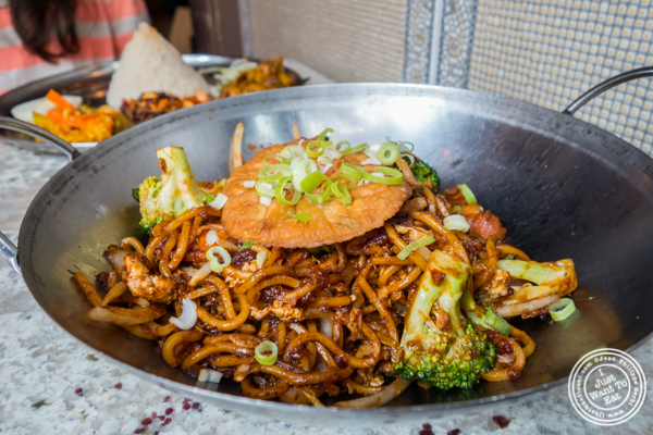 Mamak Mee Goreng at Laut in NYC, NY