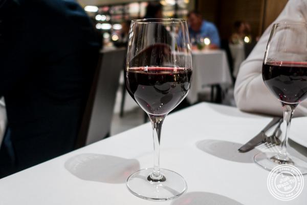 Biblia Chora 'Sole'Pinot Noir at Estiatorio Milos in Midtown Manhattan