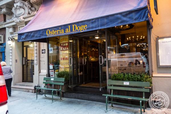 Osteria Al Doge in Times Square, NYC