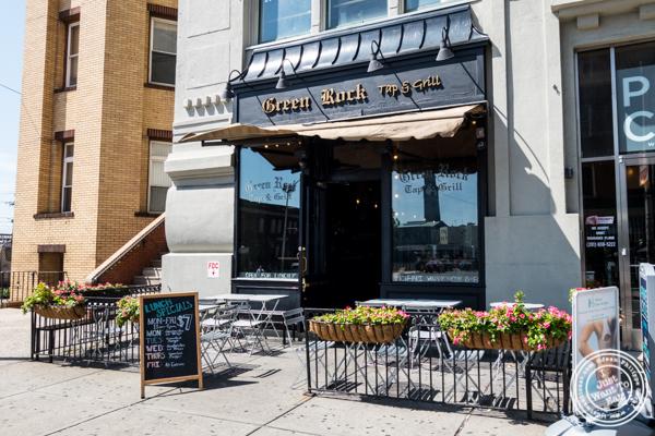 Green Rock Tap & Grill in Hoboken, NJ