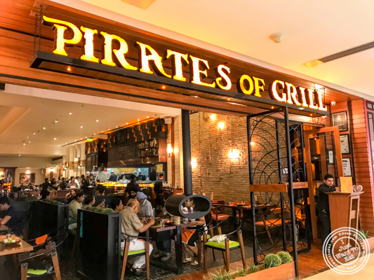 Pirates of Grill at The Mall of India, Noida