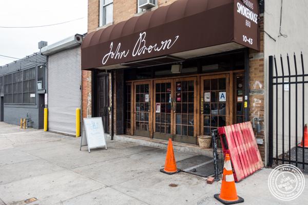 John Brown Smokehouse in Long Island City