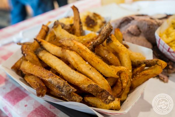 Fries at John Brown Smokehouse in Long Island City