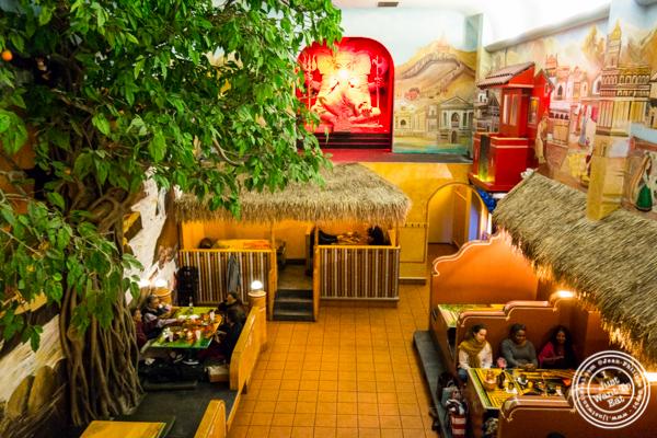 Dining room at Vatan in Murray Hill, NYC, NY