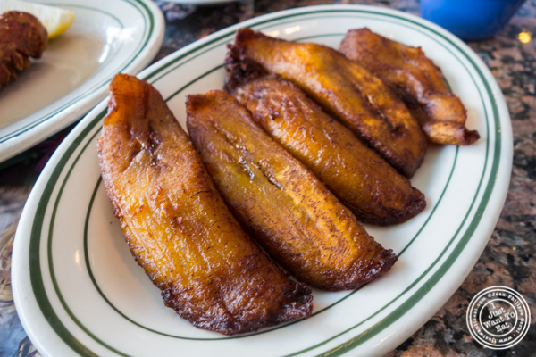Maduros at Tierras Colombianas in Astoria, Queens