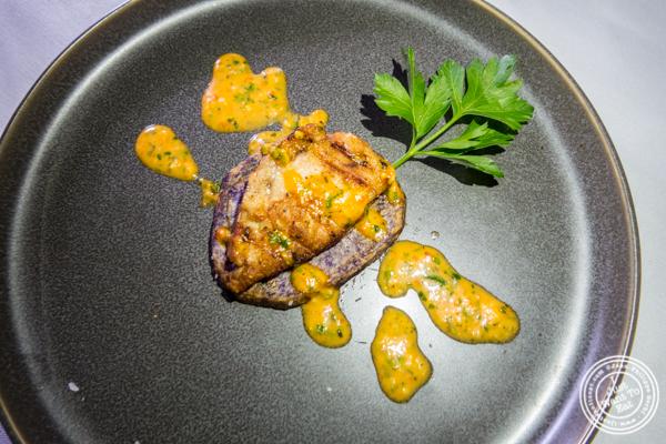 Mollejas a la Provenzal at Chimichurri Grill East, NYC, NY
