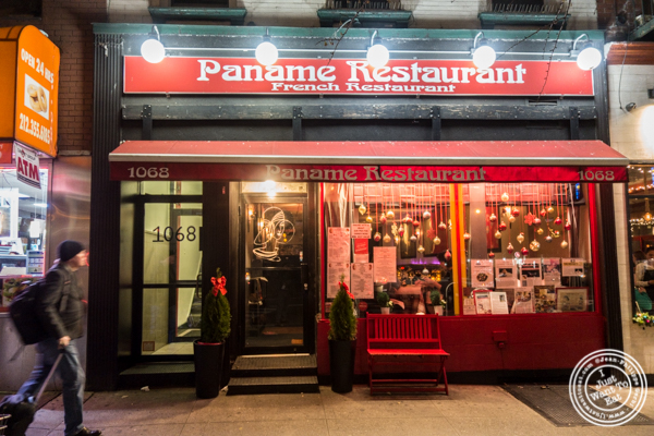 Paname, French restaurant, in NYC, NY