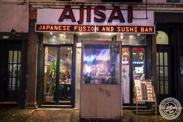 Ajisai in Hell's Kitchen, NYC, NY