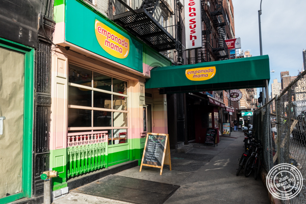 Empanada Mama in Hell's Kitchen