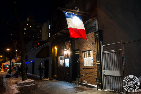 Chez Napoleon in NYC, NY