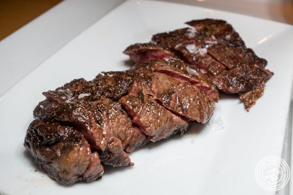 Wagyu skirt steak at Morimoto in NYC, NY