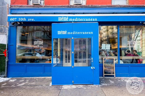Mémé Mediterranean in Hell's Kitchen