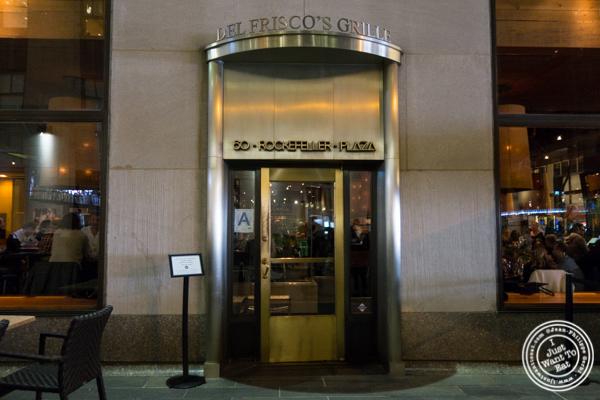 Del Frisco's Grille at the Rockefeller Center