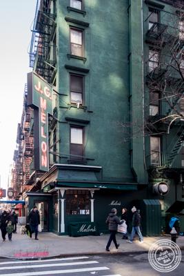 JG Melon on the Upper East Side