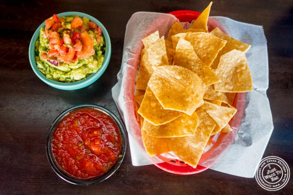 Tex-Mex food at El Original in NYC, NY