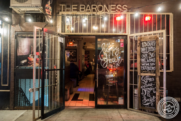 The Baroness in Long Island City