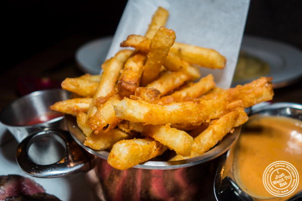 Frites at Boucherie Park Avenue South