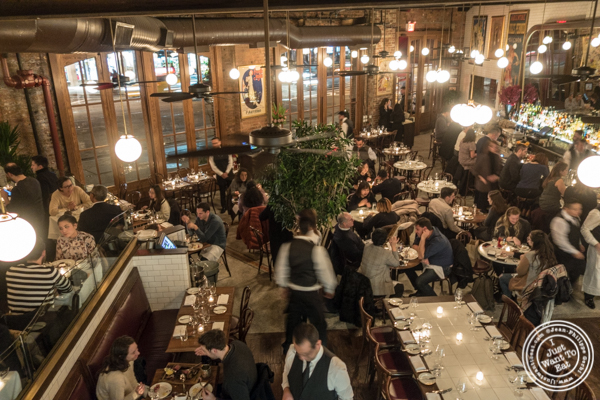 Dinner at Boucherie in the West Village