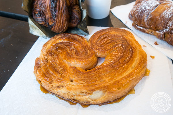 Palmier at Choc-O-Pain, Uptown Hoboken, NJ