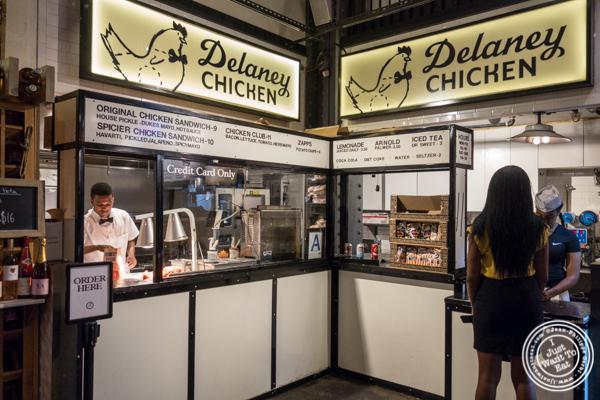 Delaney Chicken at Urbanspace Vanderbilt