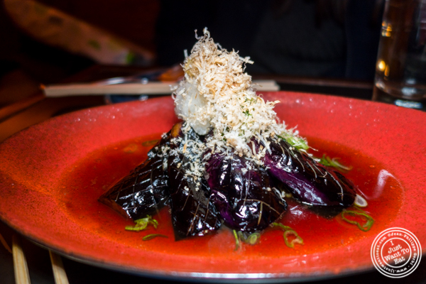 Agedashi at Method in Hell's Kitchen, NYC, NY