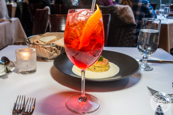 Spritz at Azalea in the Theater District, NYC, NY