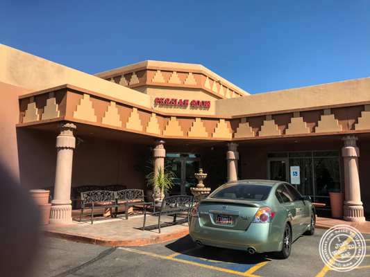 The Persian Room in Phoenix, Az