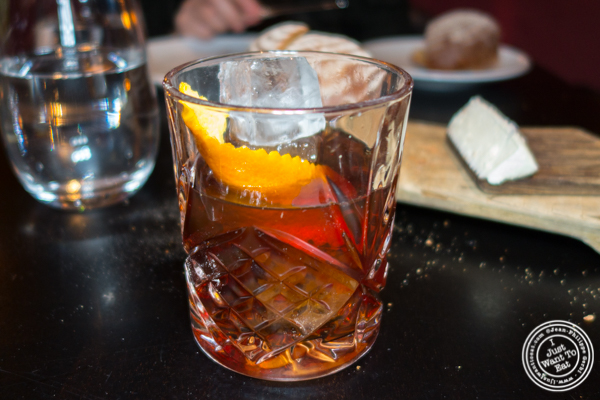 Cold Fashioned at The Clocktower in NYC, NY