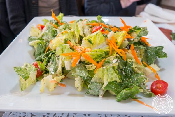 Mediterranean salad at Sevan in Bayside, Queens, NY