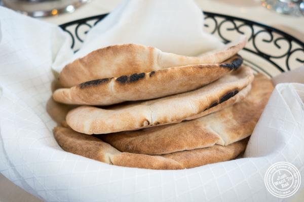 Bread at Sevan in Bayside, Queens, NY