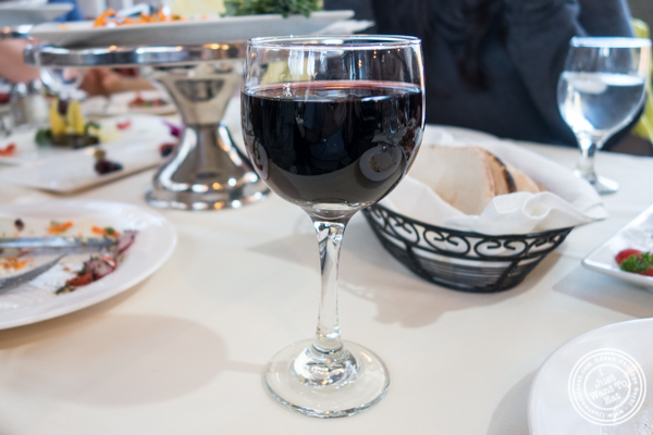Armenian wine at Sevan in Bayside, Queens, NY