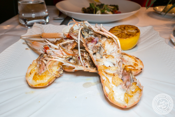 Langoustines at Marea in NYC, NY