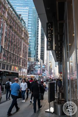 Aureole in NYC, NY
